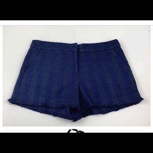 Trina Turk navy shorts